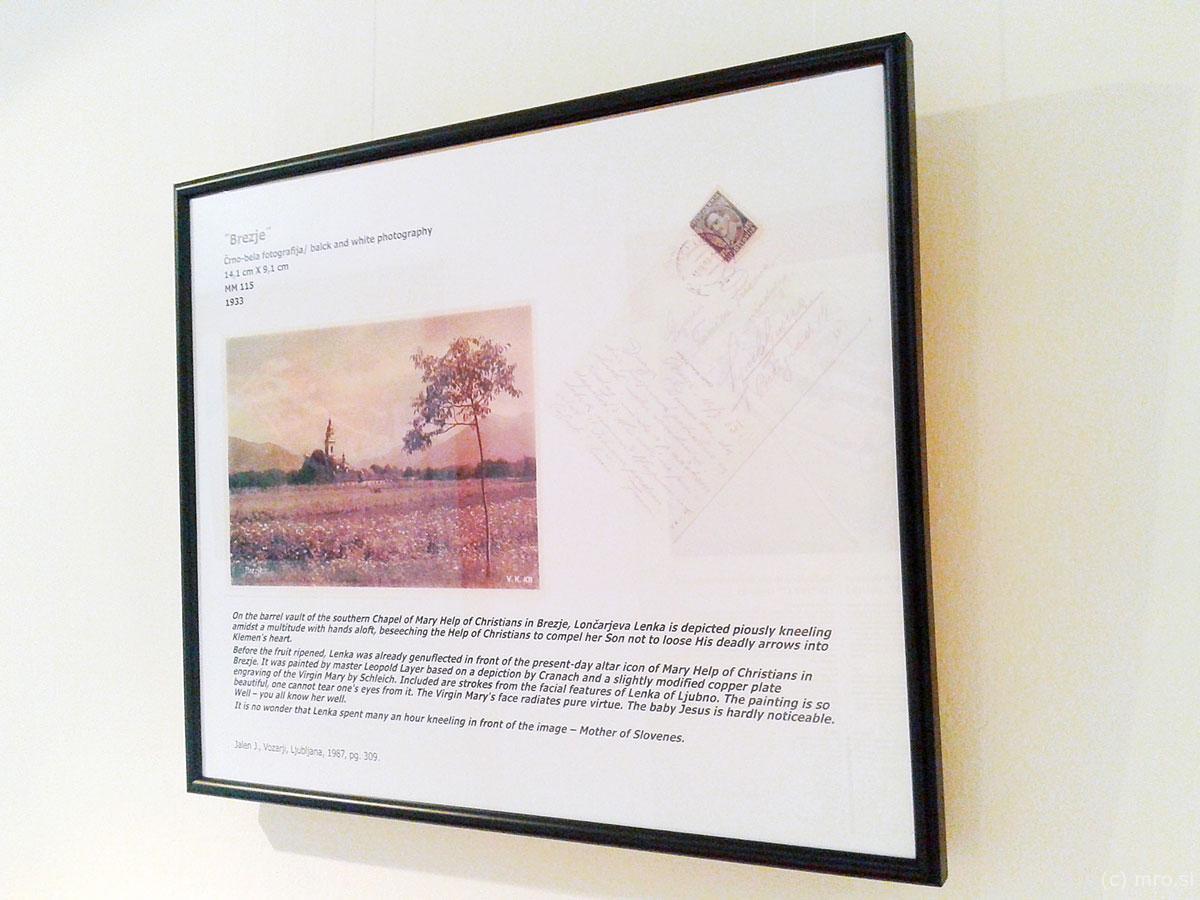 razstava starih razglednic