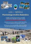 120 - letnica Planinskega društva Radovljica