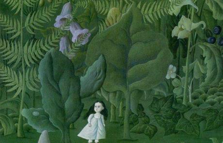 Marlenka Stupica, Uboga Palčica je vse poletje živela v velikem gozdu
