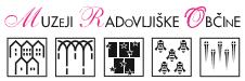 Muzeji radovljiške občine Logo